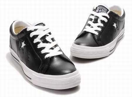converse homme cuir discount